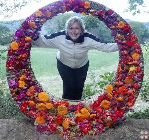 Afbeelding van Ineke voor bewustzijn en je goed voeeln