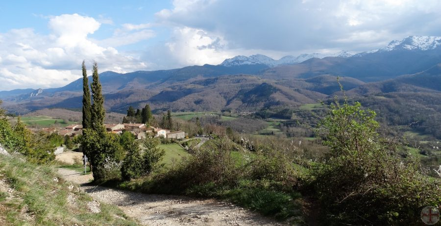 Afbeelding bij Over mij: Roquefixade en pad